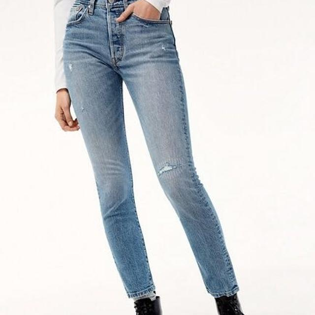 874c8958c40a8 Find more Brand New Levi s 501 Skinny Post Modern Blues Sz 25 for ...