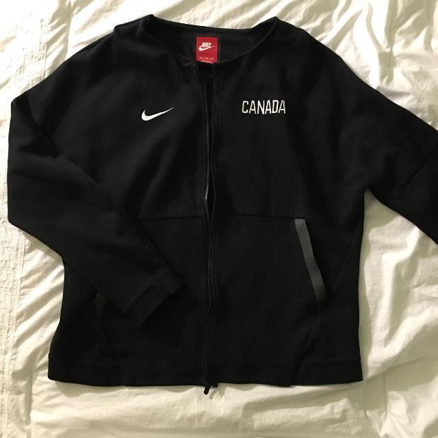 efa1cc68a Find more Team Canada Nike Track Suit Jacket for sale at up to 90% off