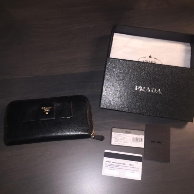 3ea0e4263ce71d Best Authentic Prada Saffiano Wallet for sale in Halton Hills, Ontario for  2019