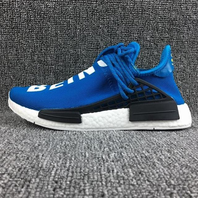 new style 4f464 6a472 Human race NMD best replicas