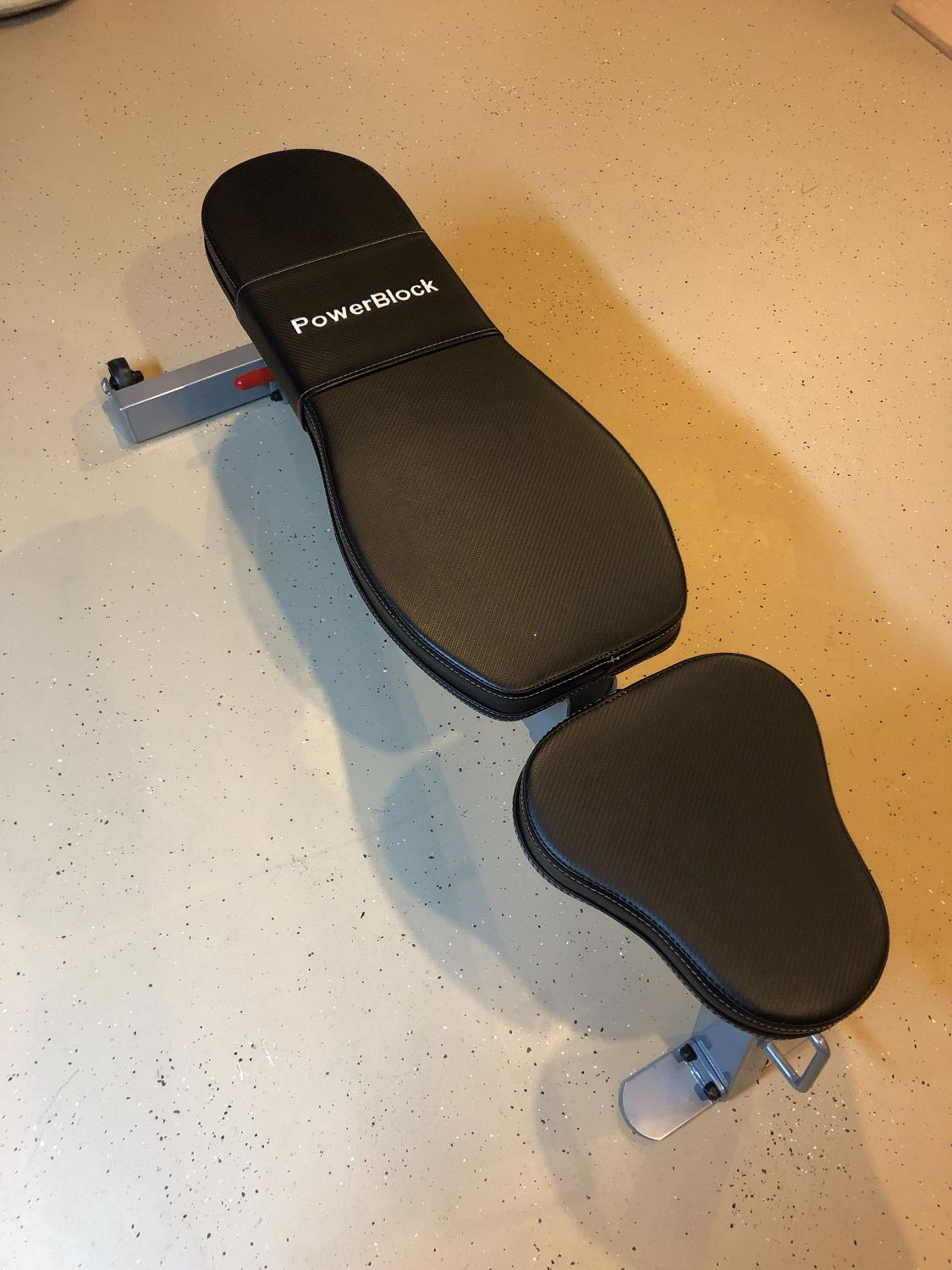 Find More Powerblock Weight Bench Like New For Sale At Up To 90 Off