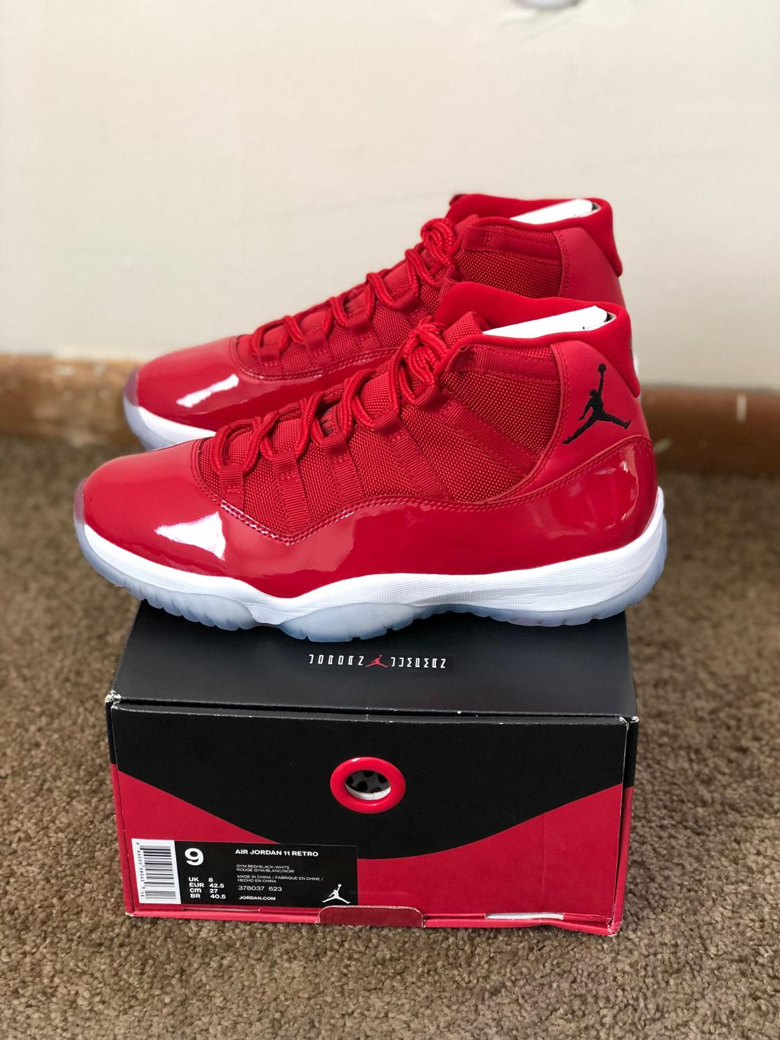 60a266deac8 Best Air Jordan Retro 11's Size 9 $350 for sale in Columbus, Ohio for 2019