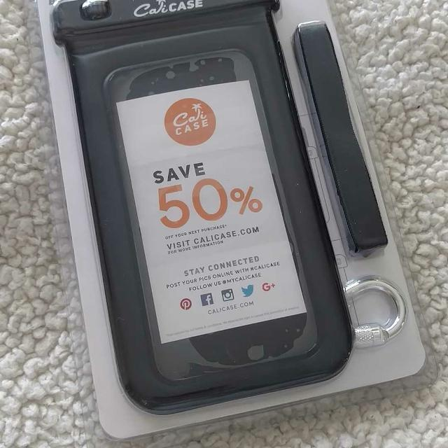 best loved 2f3be 52820 Brand new never opened Cali Case waterproof phone case