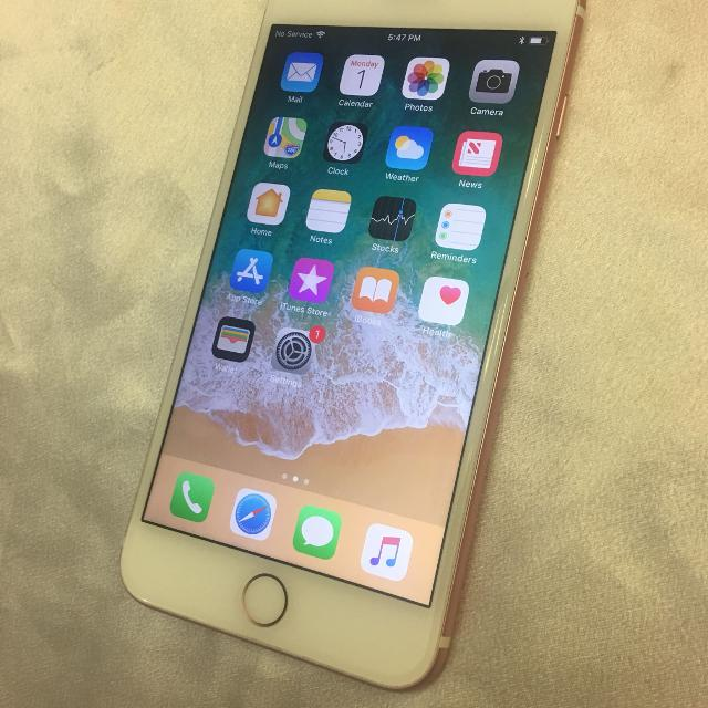 Apple iPhone 7 Plus 128GB!!! AT&T or Straight Talk