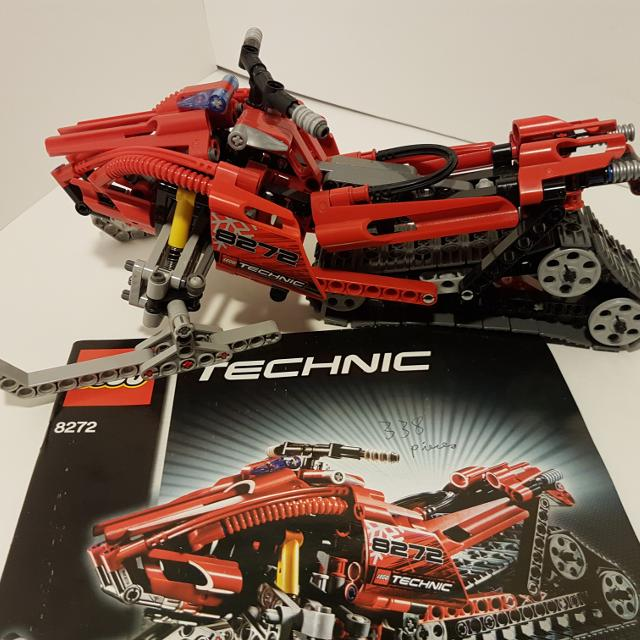 Find More Lego Technic Snowmobile For Sale At Up To 90 Off