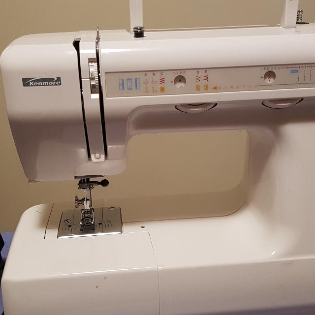 Find More Kenmore Sewing Machine Model4040 Excellent Condition Enchanting Kenmore Sewing Machine 385 Price