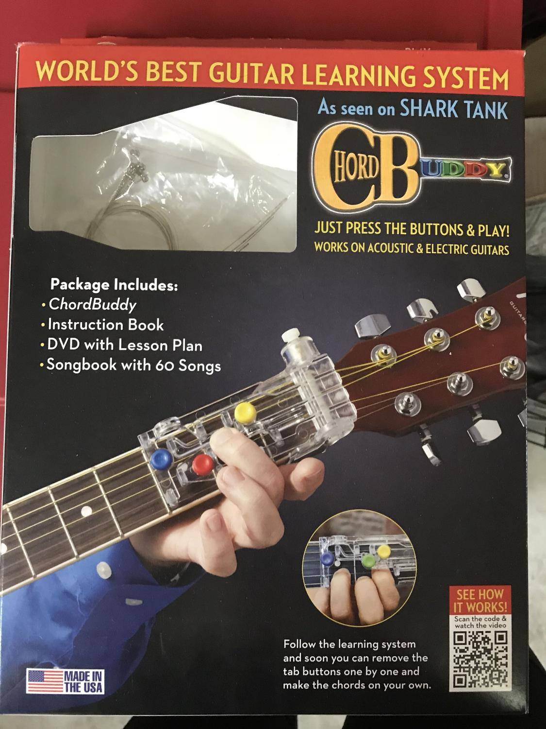 Best Chord Buddy For Sale In Gretna Louisiana For 2018