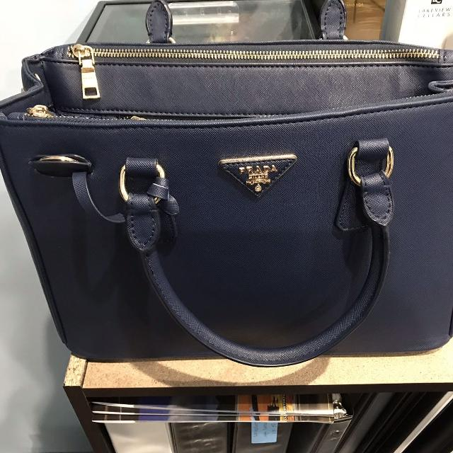 a482fd723f8 Find more Reduced To Sell!! First Copy Blue Prada Purse! for sale at ...