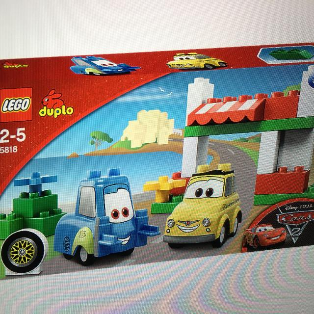 Find More Lego Duplo Cars 2 Luigis Italian Place Set 5818 For Sale