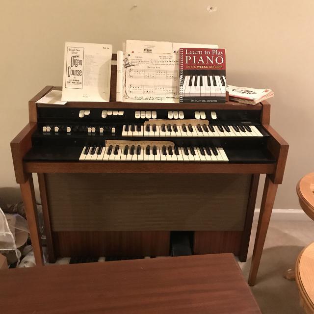 Best Winter Co  Hammond Organ for sale in Mountain Brook