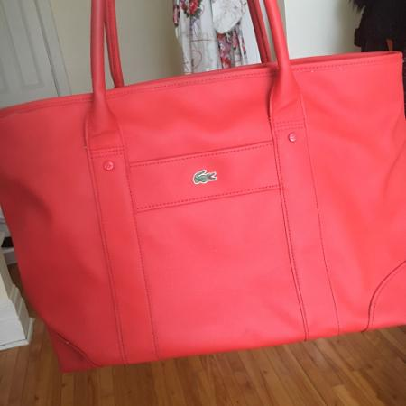 Lacoste Purse, used for sale  Canada