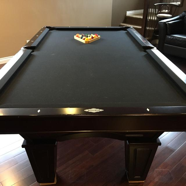 Find More Brunswick Pool Table For Sale At Up To Off - Brunswick allenton pool table