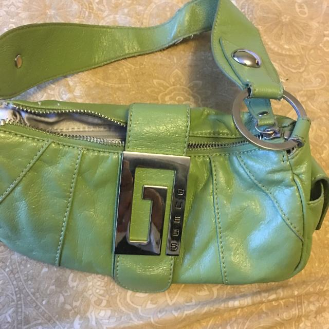 3628179917c1 Find more Green Purse- Guess for sale at up to 90% off