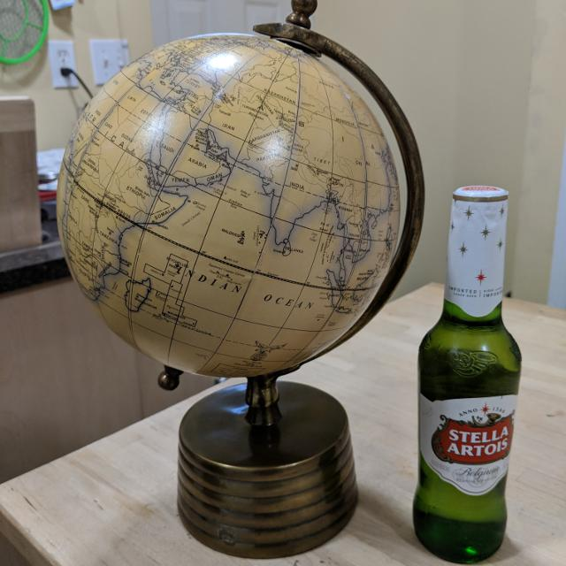 Find more world map globe for sale at up to 90 off world map globe gumiabroncs Gallery