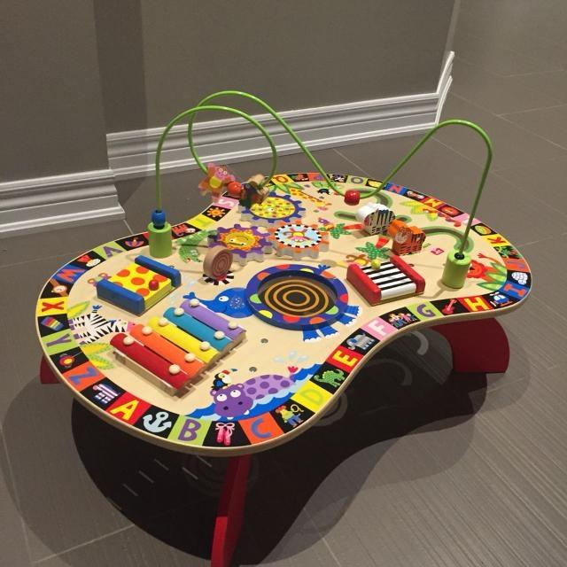 Find More Alex Jr Sound And Play Busy Table For At Up To 90 Off