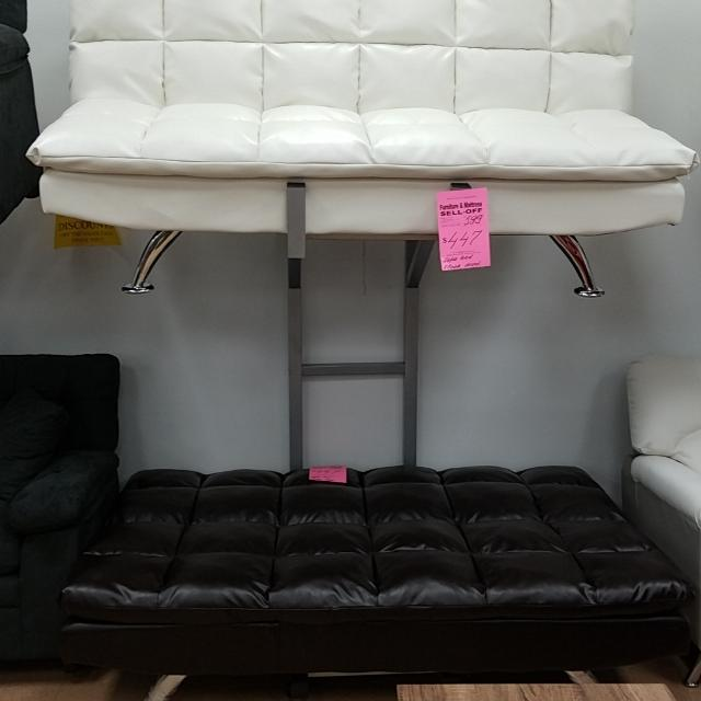 Best Leather Sofa Bed From Bayit Furniture In Baltimore for sale in ...