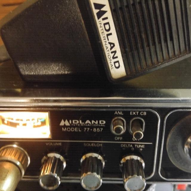 Midland 40 channel CB Radio - 60 00 FIRM