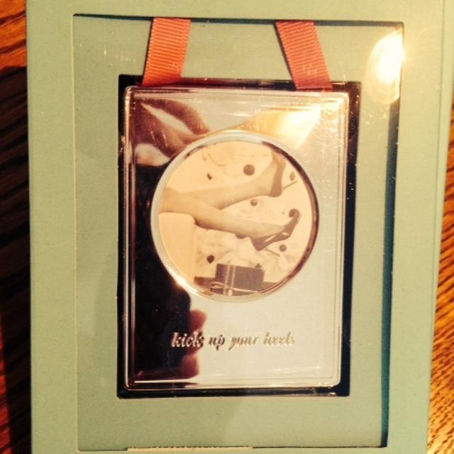 Find More Kate Spade Tiny Silver Plate Picture Frames X 4 For Sale