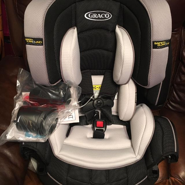 Find more Graco 4ever 4-in-1 Car Seat W/ Safety Surround- New for ...