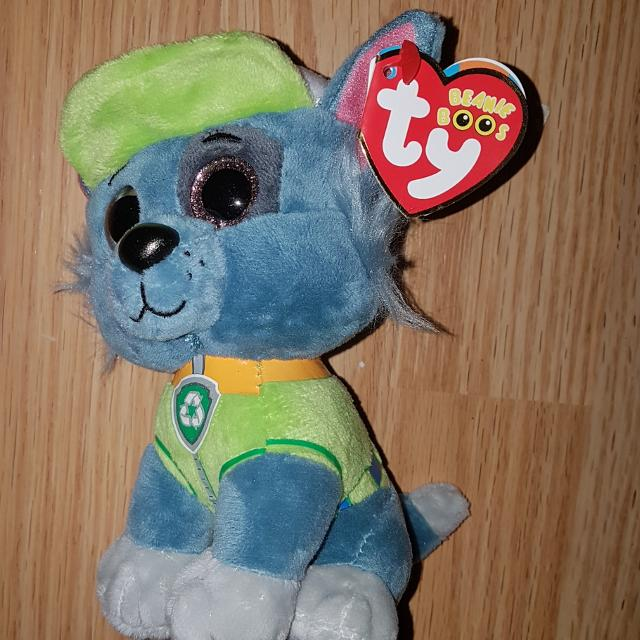 Find more Ty Beanie Boo Rocky for sale at up to 90% off 30c3414108e