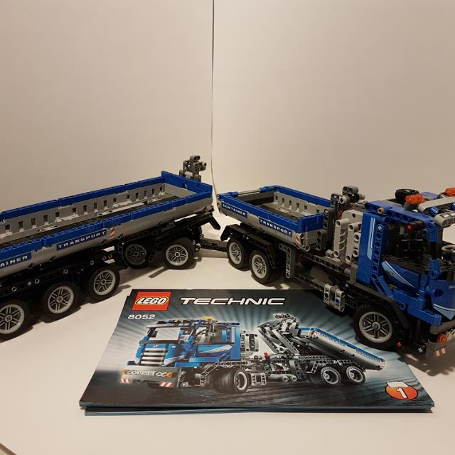 Find More Lego Technic Container Truck Trailer For Sale At Up To