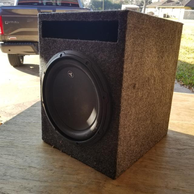 Best 10 jl audio w3 speaker and box for sale in brazoria county 10 jl audio w3 speaker and box publicscrutiny Choice Image