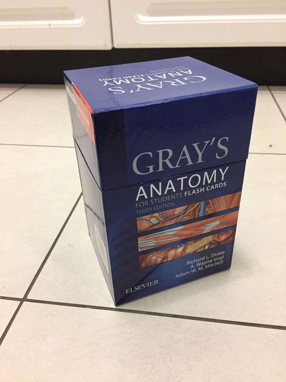 Best Grey\'s Anatomy For Students Flash Cards for sale in Vancouver ...