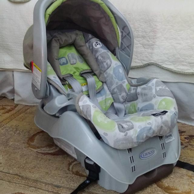 Find More Graco Snugride Classic Connect Car Seat And Base