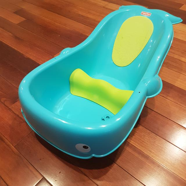 Best Guc Fisher Price Baby Whale Tub For Sale In Port Coquitlam