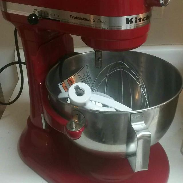 Best Like New Kitchenaid Professional 5 Plus Stand Mixer For Sale