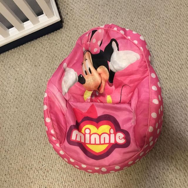 Best Minnie Mouse Bean Bag Chair For Sale In Swan River Manitoba