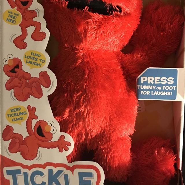 Find More New Tickle Me Elmo Doll For Sale At Up To 90 Off