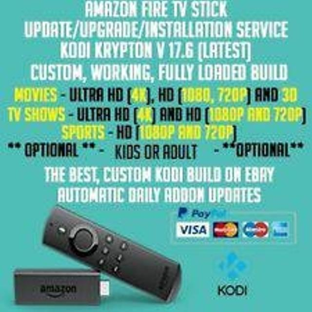 Upgrade your Firestick or android TV box now