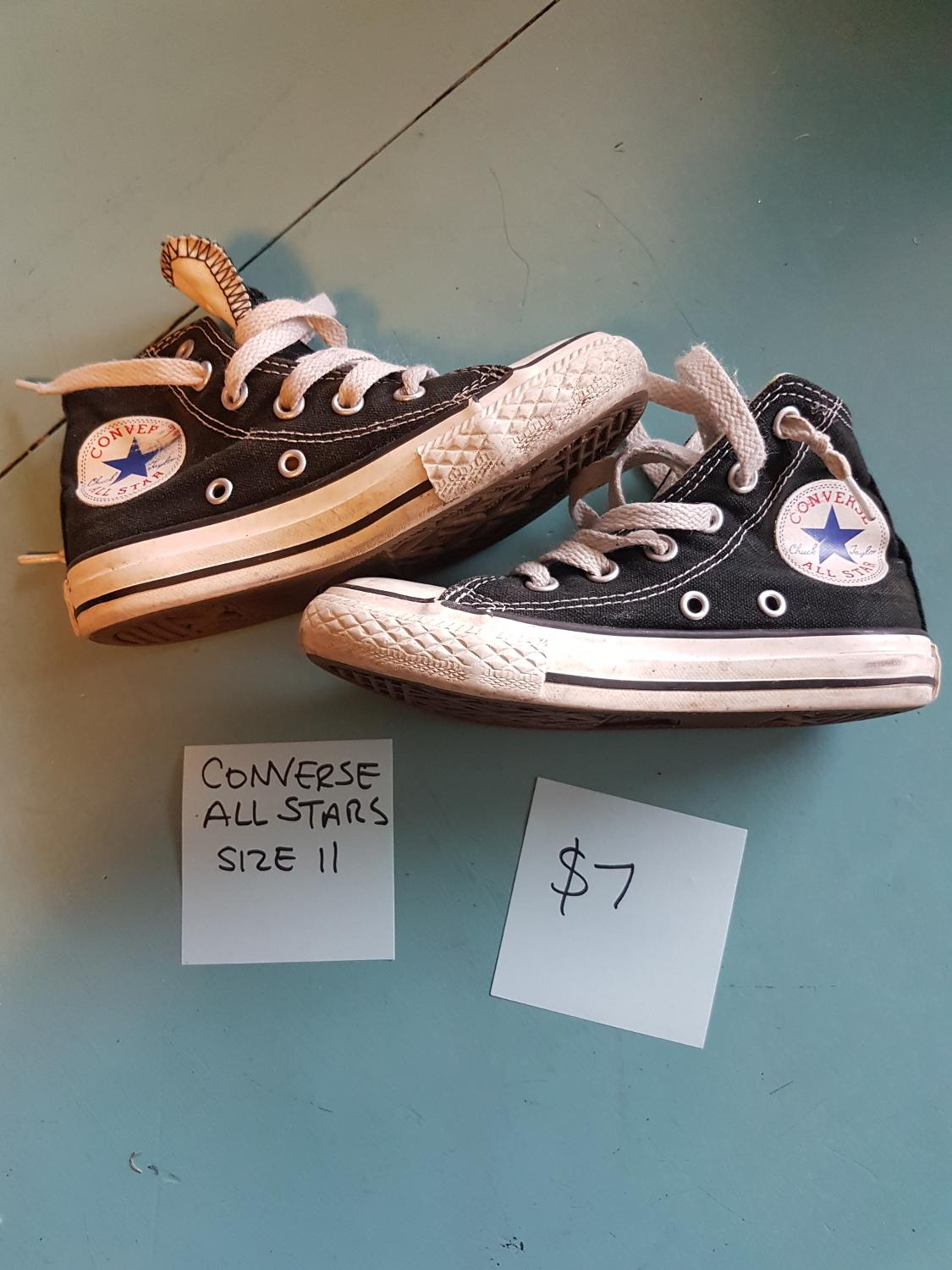 3550ed57d06f Best Black Old School Converse All Stars for sale in Ladner