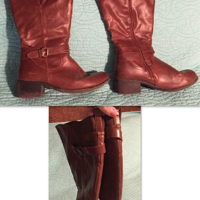 Best Wide Calf Knee High Boots Size 9w For Sale In Shawnee