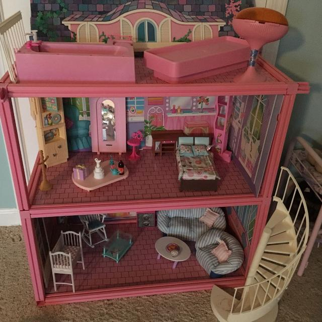 Find More Barbie House Furniture Cars Dolls Clothes For Sale At Up