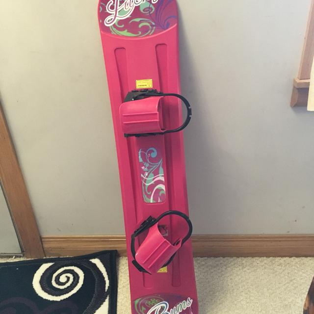 new lucky bums youth beginner snowboard