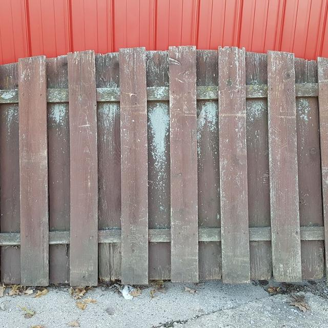 sectional fence pinteres wood sections aluminum pin and more
