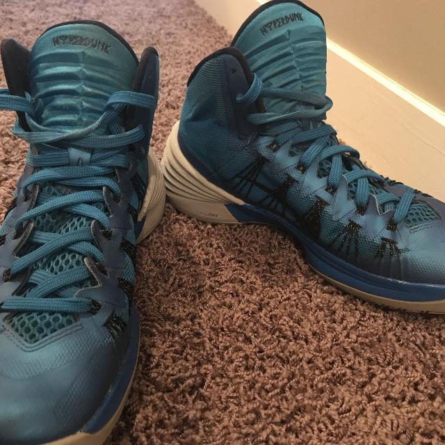 a92571b1c9c Best Nike Hyperdunk - Basketball Shoes - 2013 - 599537-401 - Men s Hi Top  Size 8 for sale in Peoria