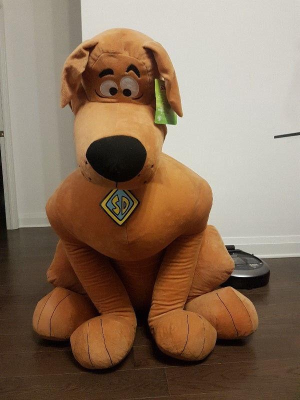Find More Extra Large Scooby Doo Plush For Sale At Up To 90 Off