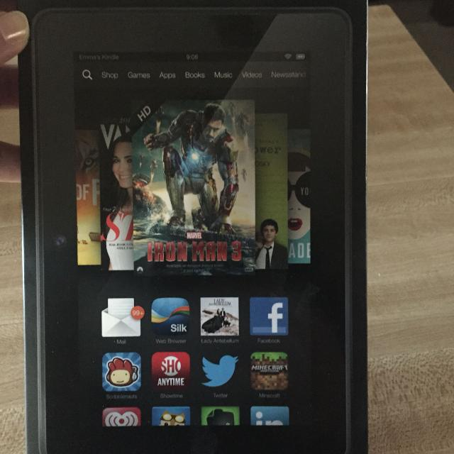 online store 02f52 d3549 Kindle Fire HDX 3rd Generation