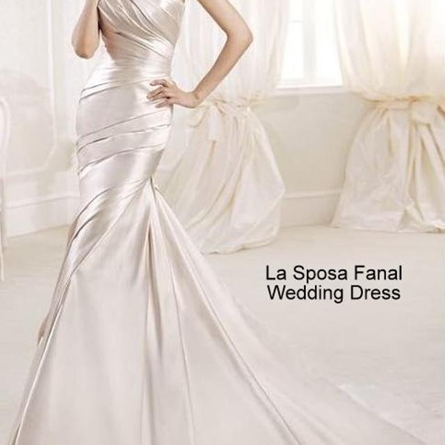 Best Wedding Dress La Sposa Fanal For Sale In Fairview Tennessee