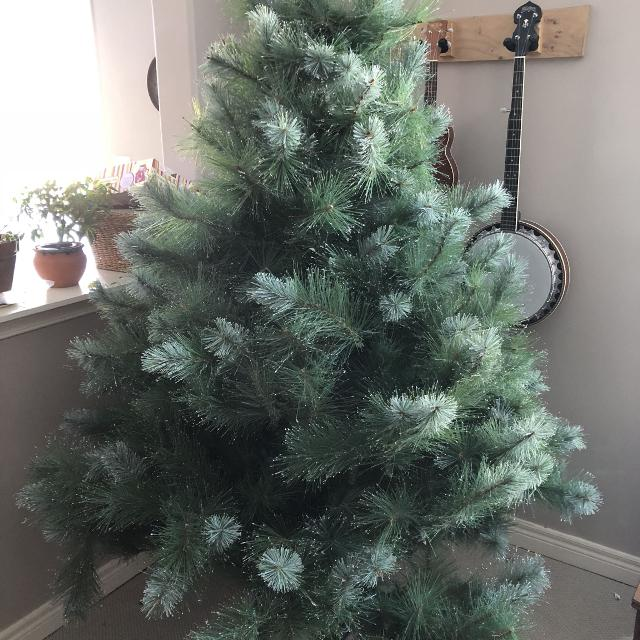 Best Frosted Christmas Tree for sale in Baden, Ontario for 2018