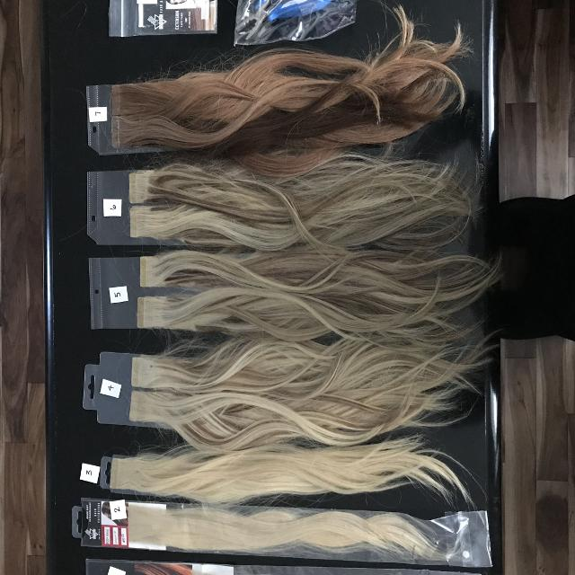 Find More Hotheads Hair Extensions Pack 3 Left For Sale At Up To