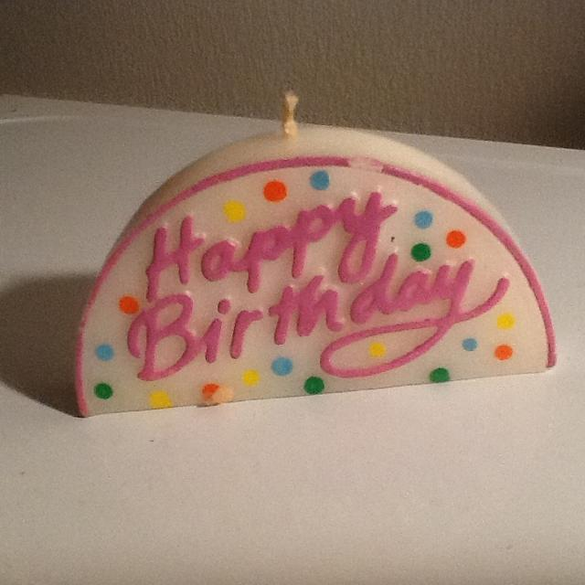 Best Happy Birthday Cake Top Candle For Sale In Deland Florida For 2018