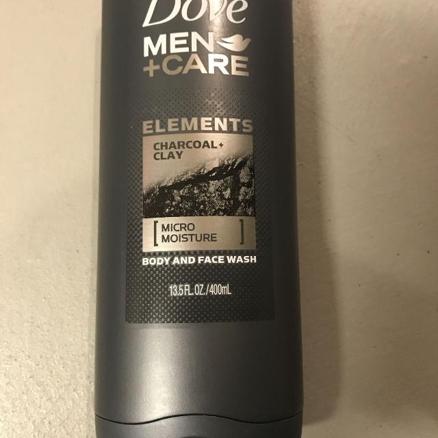 Find More 2 New Dove Men Care Elements Charcoal Clay Body And Face Wash For Sale At Up To 90 Off