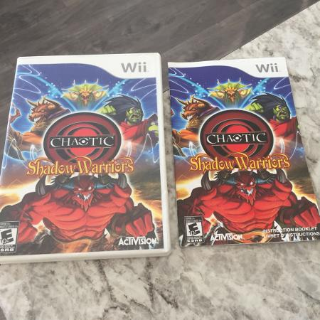 Chaotic Shadow Warriors (Nintendo... for sale  Canada
