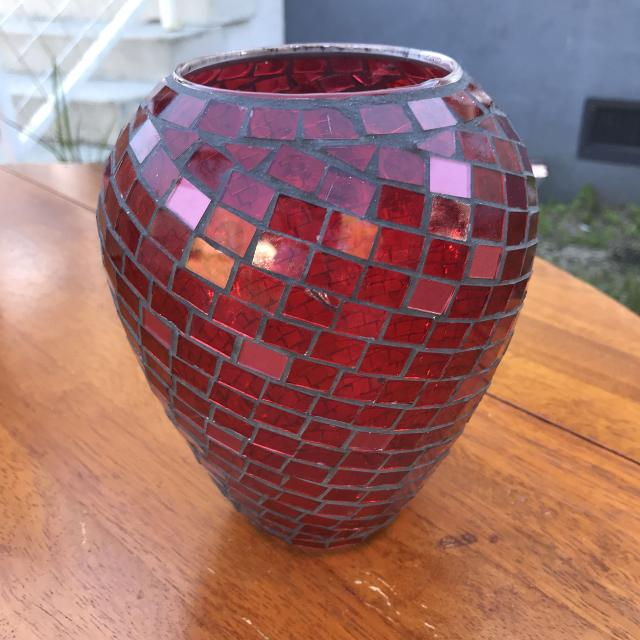 Best Glass Mosaic Vase For Sale In New Orleans Louisiana For 2018