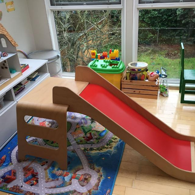 Find More Wooden Ikea Slide Euc For Sale At Up To 90 Off