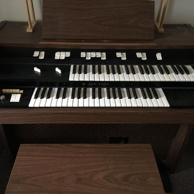 Organ For Sale >> Acetone Organ